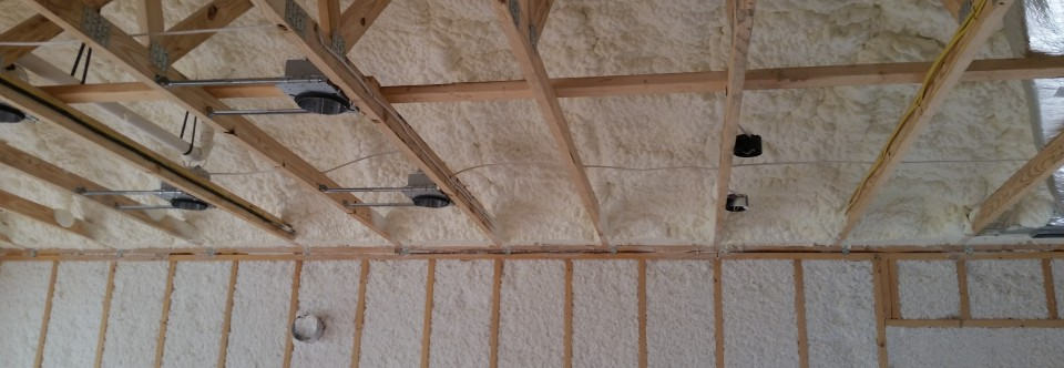 Foam Insulation at 42 Destination