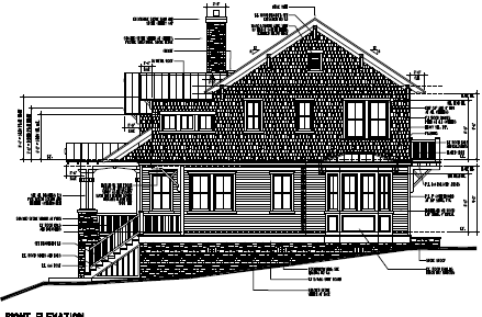 Cleary side elevation